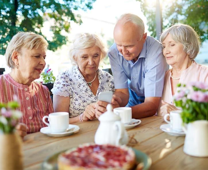 Bezpieczni podopieczni Stowarzyszenie opieka osób seniorów
