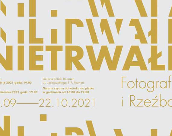 """Wernisaż wystawy """"Nietrwałe"""" 30.09.2021r."""