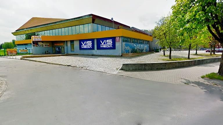 billboard 12 m2, Pabianice, ulica Grota Roweckiego 3