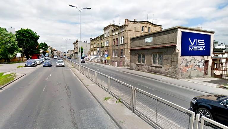 billboard 12 m2, Inowrocław, ulica Dworcowa 27