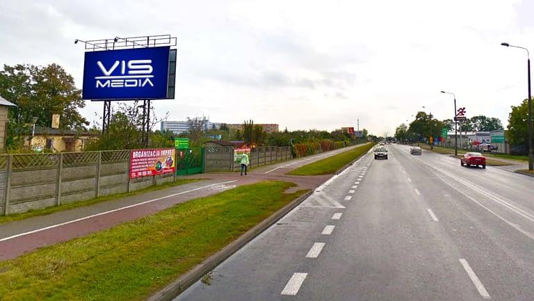 billboard 12 m2, Inowrocław, ulica Poznańska 89 (2)