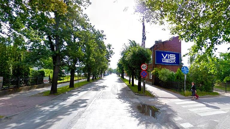 billboard 12 m2, Skierniewice, ulica 1 maja 9