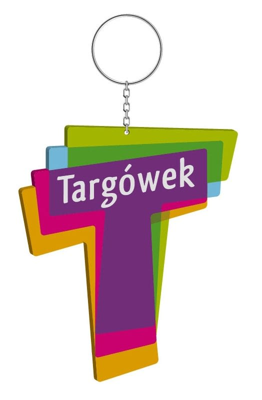 Targówek_brelok