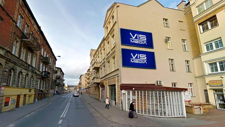 billboard 12 m2, Grudziądz, ulica Groblowa 19