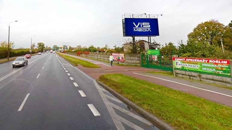 billboard 12 m2, Inowrocław, ulica Poznańska 89 (1)