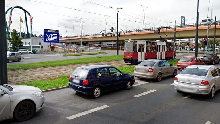 Telebim Jagiellońska 58 w Bydgoszczy, agencja reklamowa Vismedia