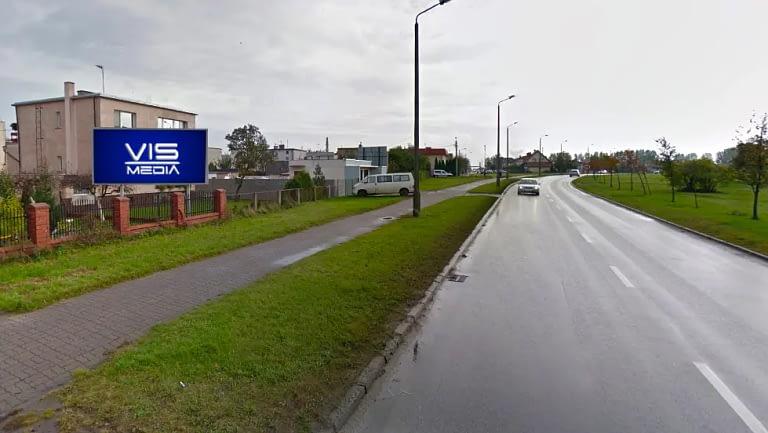 Billboard Inowrocław Aleja Niepodległości 80, 12m2