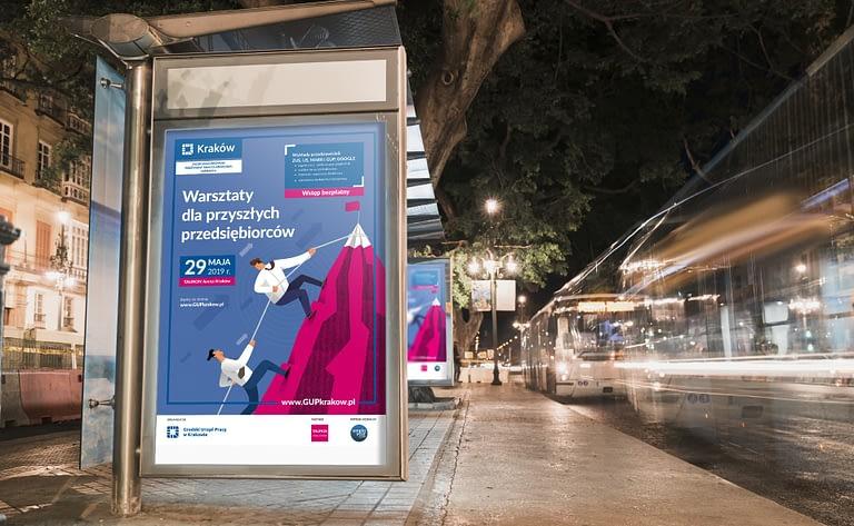 Outdoor Agencja reklamowa Vis media billboardy reklama zewnętrzna