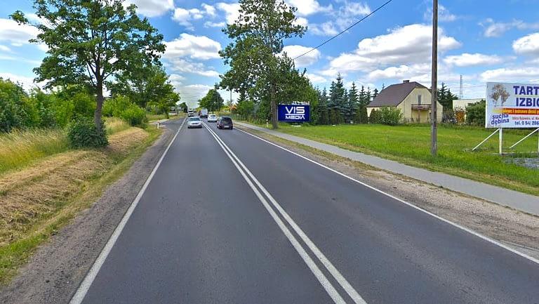 billboard Grębocin ulica Kowalewska, droga krajowa nr 15 12 m2