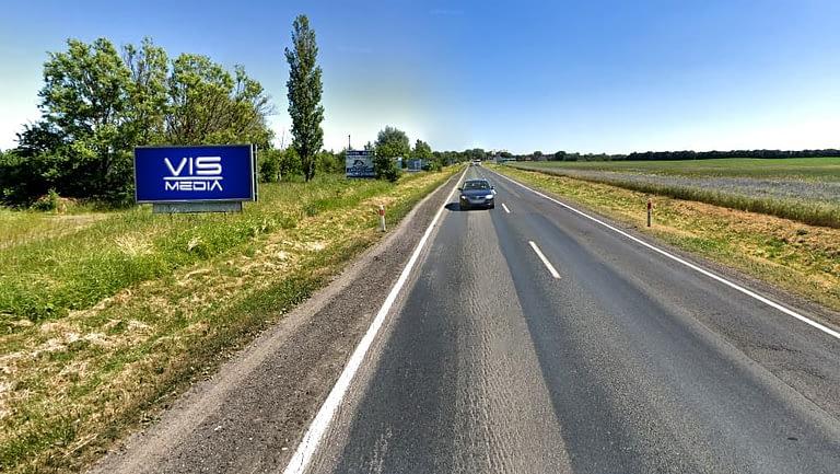 billboard 12 m2, Inowrocław, ulica Szosa Bydgoska, wjazd do Inowrocławia, droga krajowa nr 25