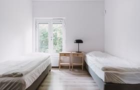 Apartament 4 hostel LukLuk Kooperacja Sopot 1