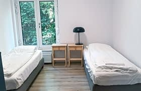 Apartament 3 hostel LukLuk Kooperacja Sopot 3