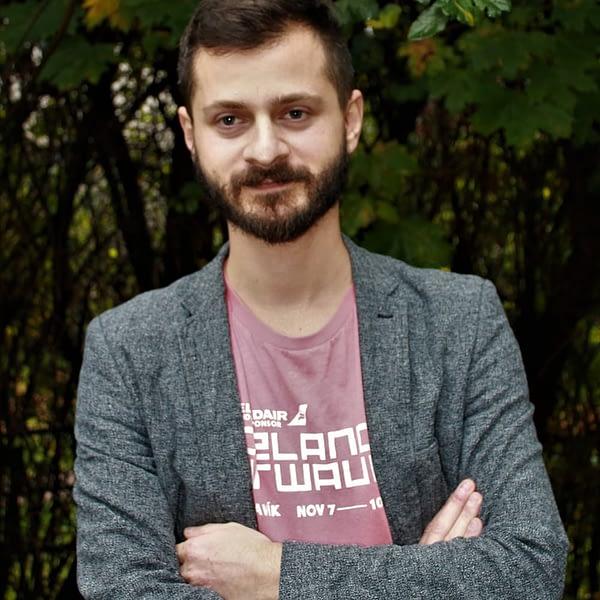 Saba Gamkrelidze stazysta