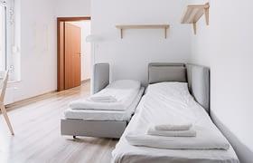Apartament 4 hostel LukLuk Kooperacja Sopot 6