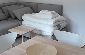 Apartament 3 hostel LukLuk Kooperacja Sopot 2