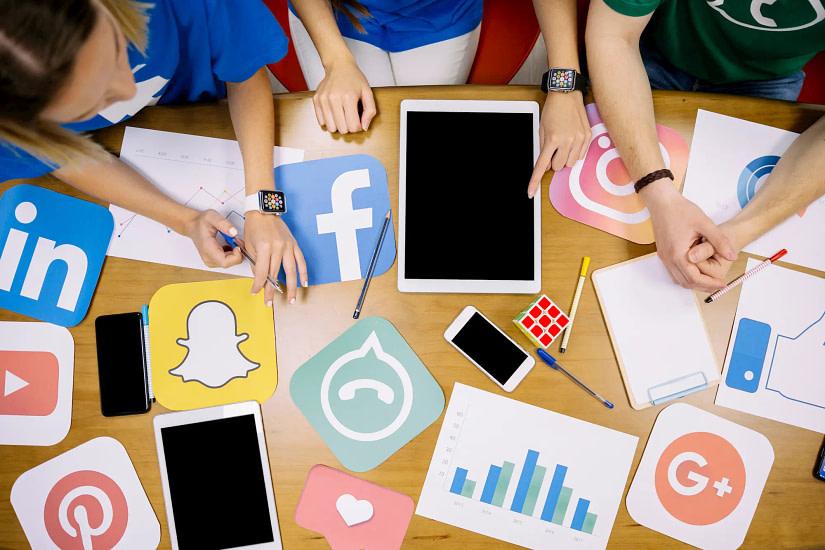 SOCIAL MEDIA W ZARZĄDZANIU FIRMĄ I ZASOBAMI LUDZKIMI